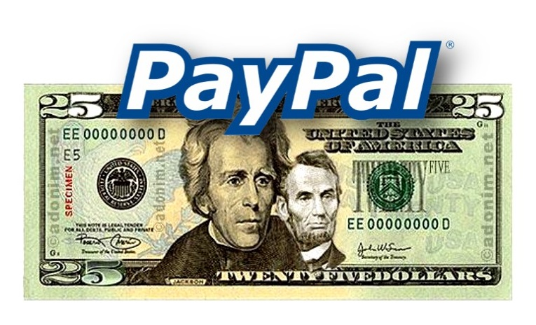 Paypal25